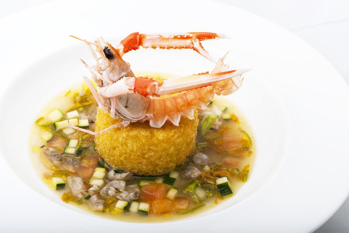 La cucina di Michele Deleo - Tenuta San Domenico